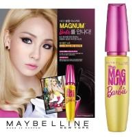 Jual Maybelline Magnum Barbie WaterProof Mascara  Murah