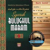 Buku Kitab Syarah Bulughul Maram Pustaka Azzam Jilid 2