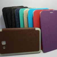 Sarung Case Flip Shell Cover Softcase Jelly Samsung T230/T231 - Tab 4