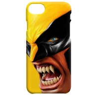 Jual Indocustomcase Wolverine Apple iPhone 7 or 8 Cover Hard Case Murah