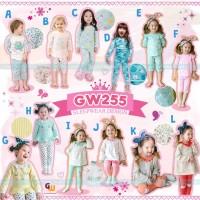 GW255-076, CUTE PAJAMAS SET