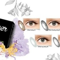 softlens x2 ice  silver ash grey