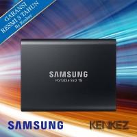 Samsung Portable SSD T5 1TB - Hitam