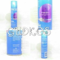 FINESSE Extra Hold Unscented Hairspray (198G) Original USA 100%