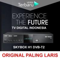Jual Set Top Box DVB T2 SKYBOX TV Digital Indonesia, Tanpa Biaya Bulanan Murah