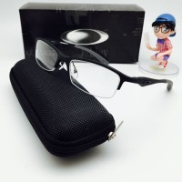 Frame Kacamata Minus Oakley Magnesium Bracket 0.5 Half Frame Pria