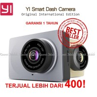 Xiaomi Yi Smart Car Dash Cam ADAS DVR WIFI 165 Degree 1080P 60FPS