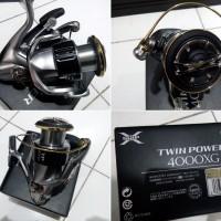 Reel Pancing Shimano Twin Power 4000XG Drag 11 kg