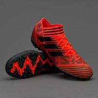 Sepatu Futsal Adidas Nemeziz 17.3 Tango TF Solar Orange Core Black
