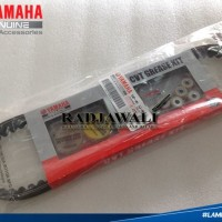 VANBELT  V BELT SET X RIDE ASLI YAMAHA