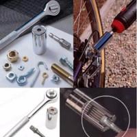 Jual PROMO Kunci Pas | Gator Grip Universal Socket Bolt Set ETC-200 Murah