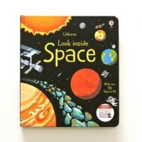 Usborne - Look inside space