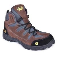 Sepatu Sepatu Gunung Jack Wolfskin, Sepatu Boot, Sepatu Safety