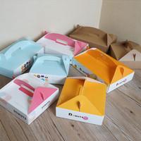 Jual  box kue Cetakan Puding  Kue  Coklat Silicone Bentuk Kotak pa T0310 Murah