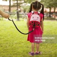 Jual  Skip Hop Mini Backpack with Rein  Ladybug T2909 Murah