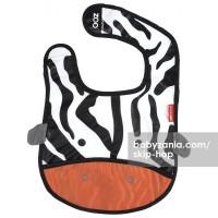 Jual  Skip Hop Zoo Bib  Zebra T2909 Murah
