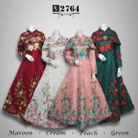 Jual Baju Pesta Brokat Premium FS2764 Murah