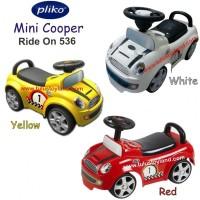 Pliko Ride On 536 Mini Cooper Mainan Mobil