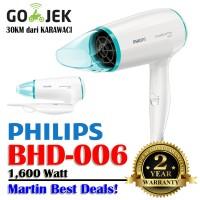 Philips BHD006 Hair Dryer 1600 Watt BHD-006