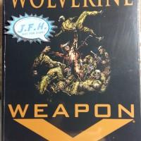 Jual Wolverine Weapon X TPB (2009 Marvel) 2nd Edition Murah