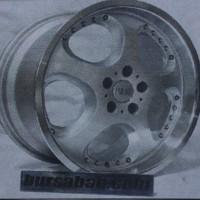 harga Velg R18-0057 Mirage Ace 135 Silver Polish Tiguan, Macan, Chairman Tokopedia.com