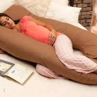Jual Maternity Pillow POLOS / Bantal Ibu Hamil  Murah