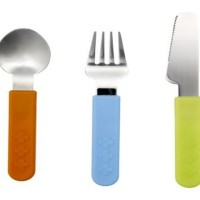 IKEA SMASKA Set Peralatan Makan Anak Sendok Garpu Pisau Spoon Fork