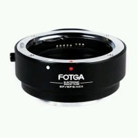 FOTGA Auto Focus Lens Adapter For Canon EOS EF EF-S Body To Sony E NEX