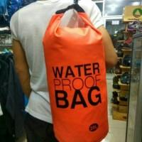 Jual Dry Bag 20 Liter Waterproof Tas HP Dompet Baju Celana Anti Air Murah Murah