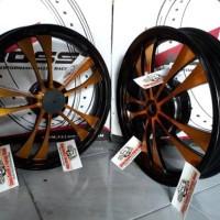 harga Velg Racing Lebar Xeon/xeon Rc/xeon Fi Ukuran 215/215-14 Merk Rossi Tokopedia.com