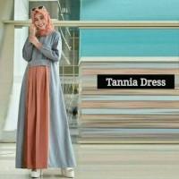 tannia dress jual baju murah grosir Bandung gamis busana Muslim pesta