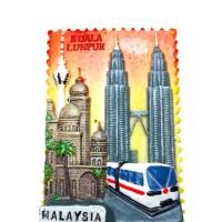 menara kembar malaysia petronas souvenir malaysia kuala lumpur