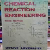 CHEMICAL REACTION ENGINEERING - OCTAV LEVENSPIEL