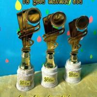 Jual piala/trophy/tropi/ set marmer 1 2 3 murah termurah Murah