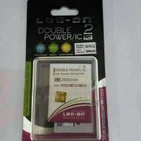 Batre Dobel Power Oppo Yoyo/neo 3/neo K Baterai Log On Double Power/ic