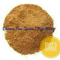 Jual Chinese Five Spices/ Ngohiong 500 gram Murah