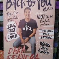 Dara Prayoga - Back To You