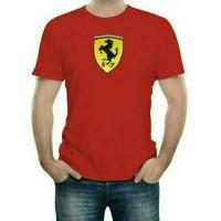 harga Kaos Ferrari Tokopedia.com