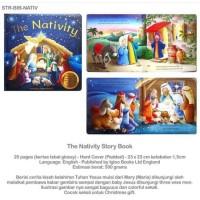 Buku cerita anak sekolah minggu NATIVITY