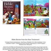 Bible storiea for kids and baby / buku cerita anak sekolah minggu