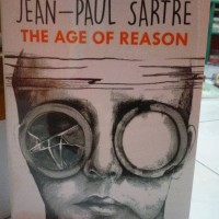 The Age Of Reason - Jean Paul Sartre