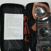 Digital Clamp Meter / Tang Ampere 1000A Murah Bagus DT266