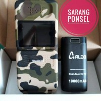 ALDO 16G2 ARMY HP UNIK MODEL SONY JADUL BATRE 10RB MAH