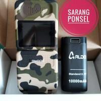 ALDO 16G2 ARMY HP UNIK MODEL SONY JADUL BATRE 10RB MAH