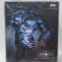 Comicave Iron Man Mark 38 Igor (DieCast) MISB
