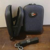 Tas Kamera Pocket Camera Digital Mungil hardcase case Lumix Fuji Sony