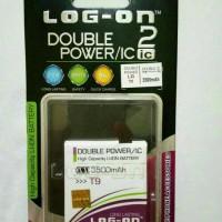 Batre Dobel Power Lg Nexus 5/bl-t9 Baterai Log On Double Power/2 Ic
