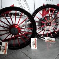 harga Velg Racing Lebar Scoopy Fi/beat Esp/beat Fi/vario 110 Fi Merk Rossi Tokopedia.com