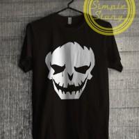 Jual MURAH Kaos Distro Gildan Softstyle Suicide Squad Joker Tshirt KRMK CL Murah