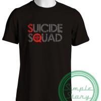 Jual MURAH Kaos Superhero Suicide Squad KRMK CLTH Murah